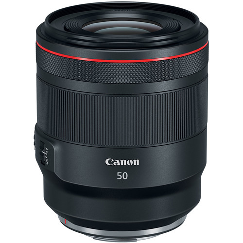 Canon RF 50mm f/1.2-  this full frame prime lens can be used for portrait photography. Its 1.2 aperture is great in low light conditions and help create gorgeous Bokeh.