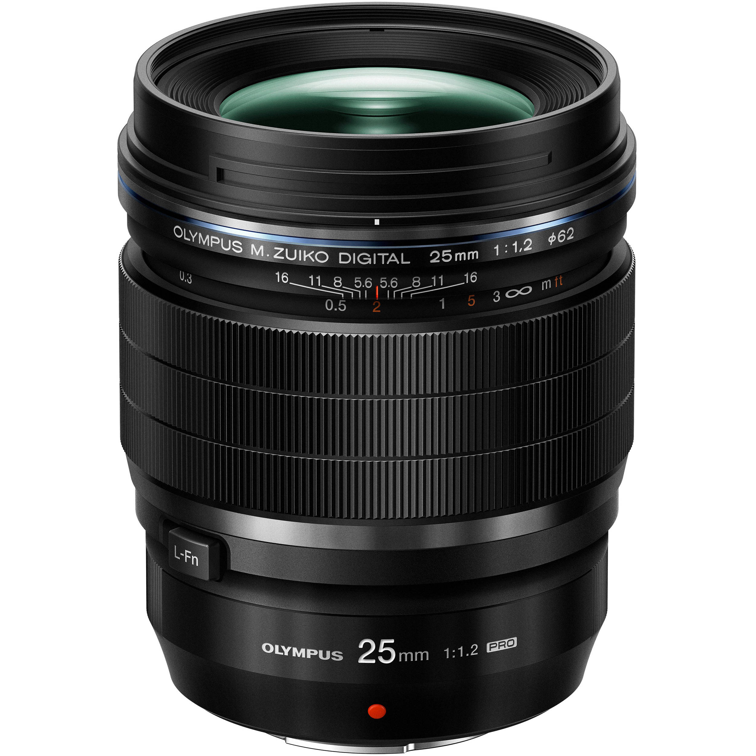 *Olympus M.Zuiko Digital ED 25mm f/1.2 PRO Lens- This is a pretty nice lens.