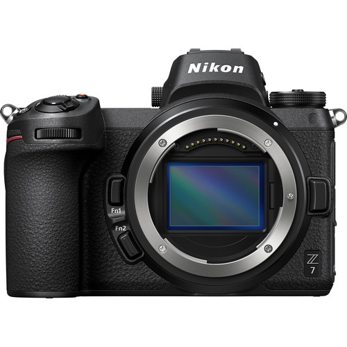*Nikon Z 7 Mirrorless Digital Camera- The Z7 is similar to the Canon EOS R in that it is a good first mirrorless camera but challenges arise when it is compared to Sony and resembles models made a few years ago.