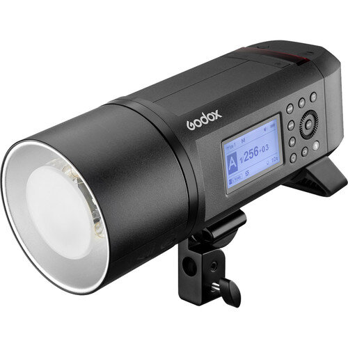 Godox AD600 Pro  - This powerful light works incredibly during high noon and can be used to over power this sun. Just a note, Jason tends to avoid using this long for extended periods (over an hour) during excessively hot temperatures (i.e 90 degrees fahrenheight or higher) or very humid conditions as it has killed the battery previously.
