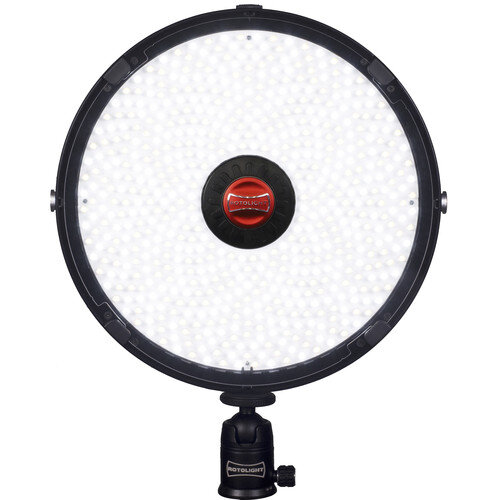 Rotolight Aeos - Jason's Favorite all around light due to it's combined features of portability and power.  The Aeos  is the equivalent power of 3 Rotolight Neo 2's. It also is a continuous light and High Speed Sync flash with a built in receiver for flash. Check out videos below of him using  the Aeos !