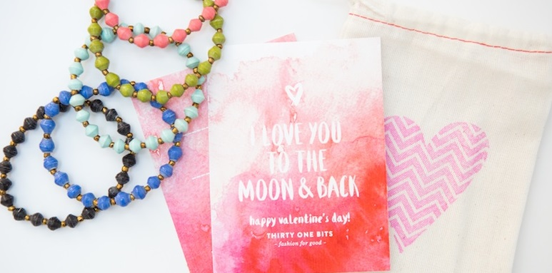 Give Better Gifts on Valentine's Day - via WhyWhisper Collective