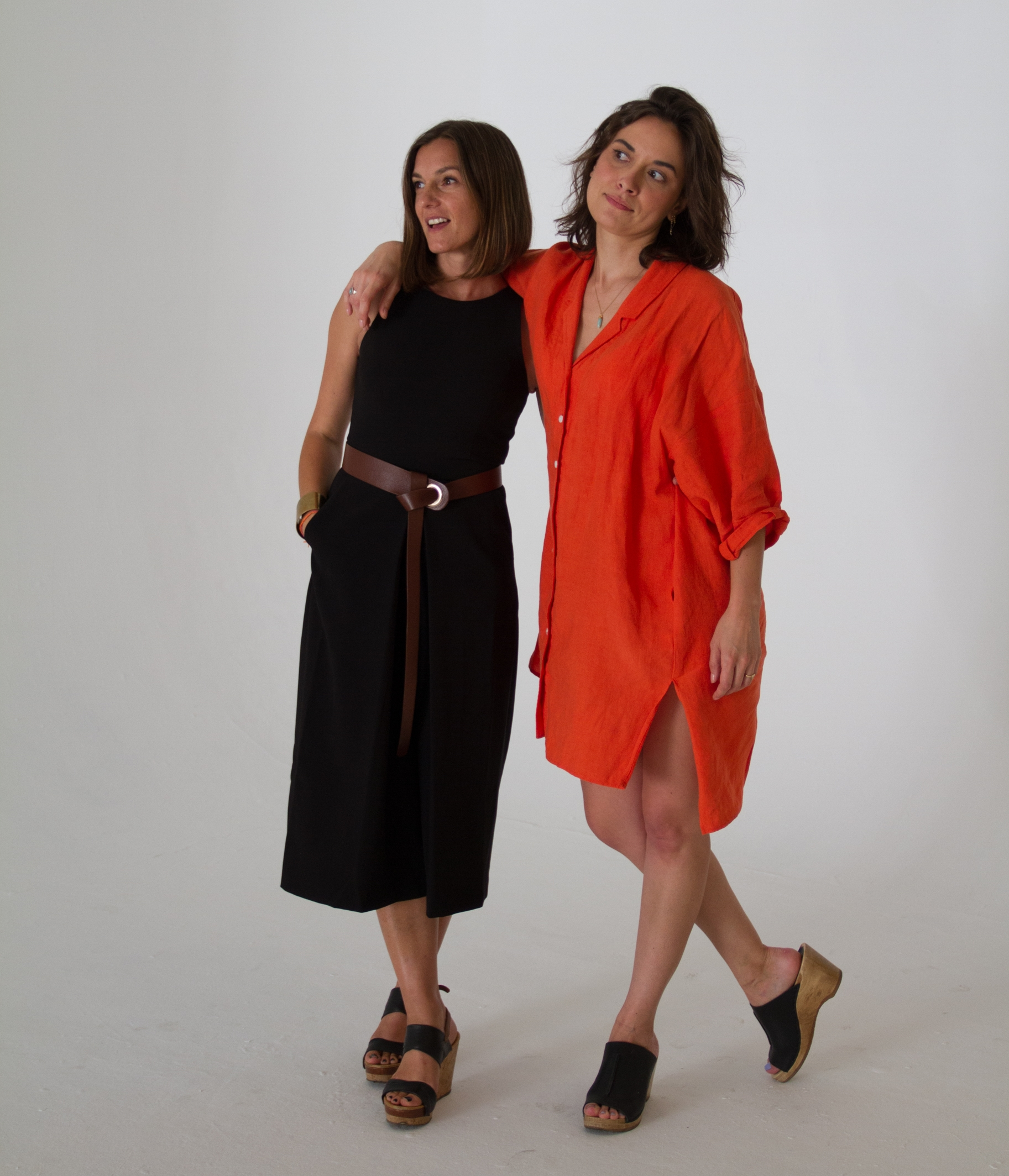 RESET Co-Founders Cora Neumann and Alama Lacour