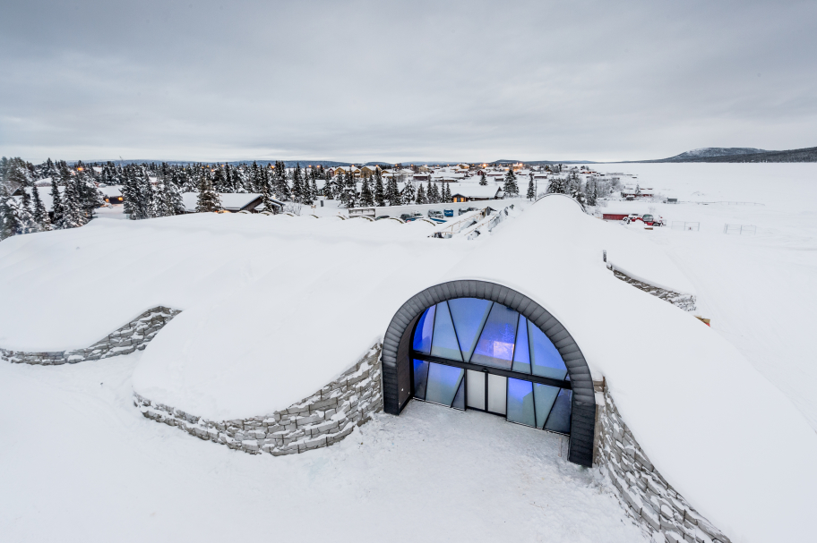 Sweden's Ice Hotel Keeps It Cool All Year Long - Robb Report