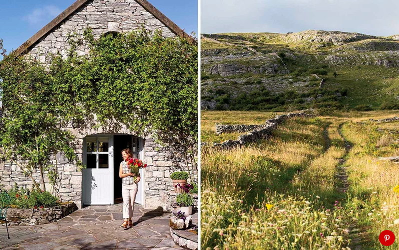 Worth Flying For: The Burren Perfumery in Carron, Ireland - Travel + Leisure (July 2018 issue)