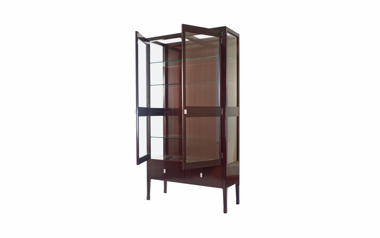 bond glass cabinet open.jpg