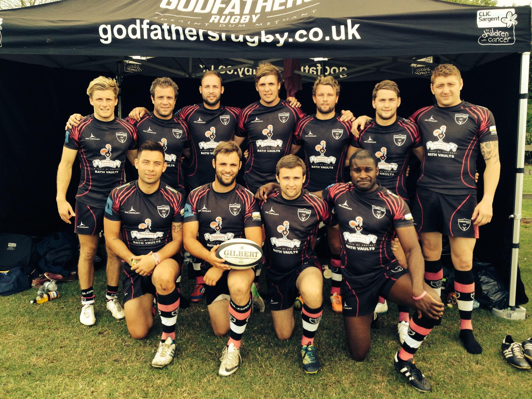Borgata squad 2014 at Olney