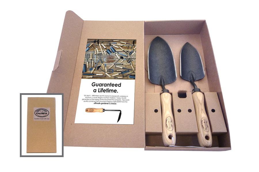 31-3334U DeWit 2 Pc Tool Gift Set