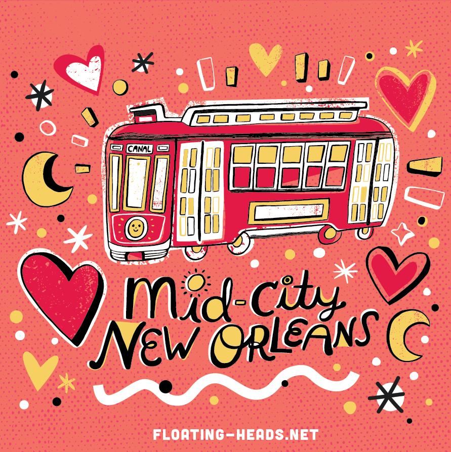 New Orleans Neighborhoods: Mid-City
