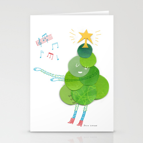 O Christmas Tree! Stationary Cards
