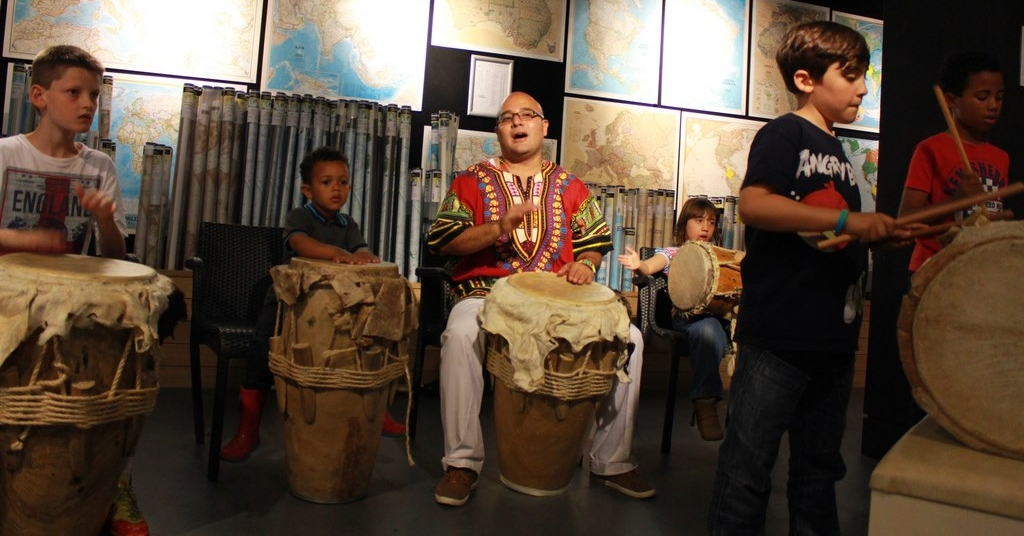 DRUMMING FOR CHILDREN - FIND OUT MORE