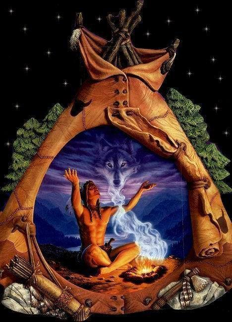 New Year Sweat& Healing Lodge - A ritual with the elements