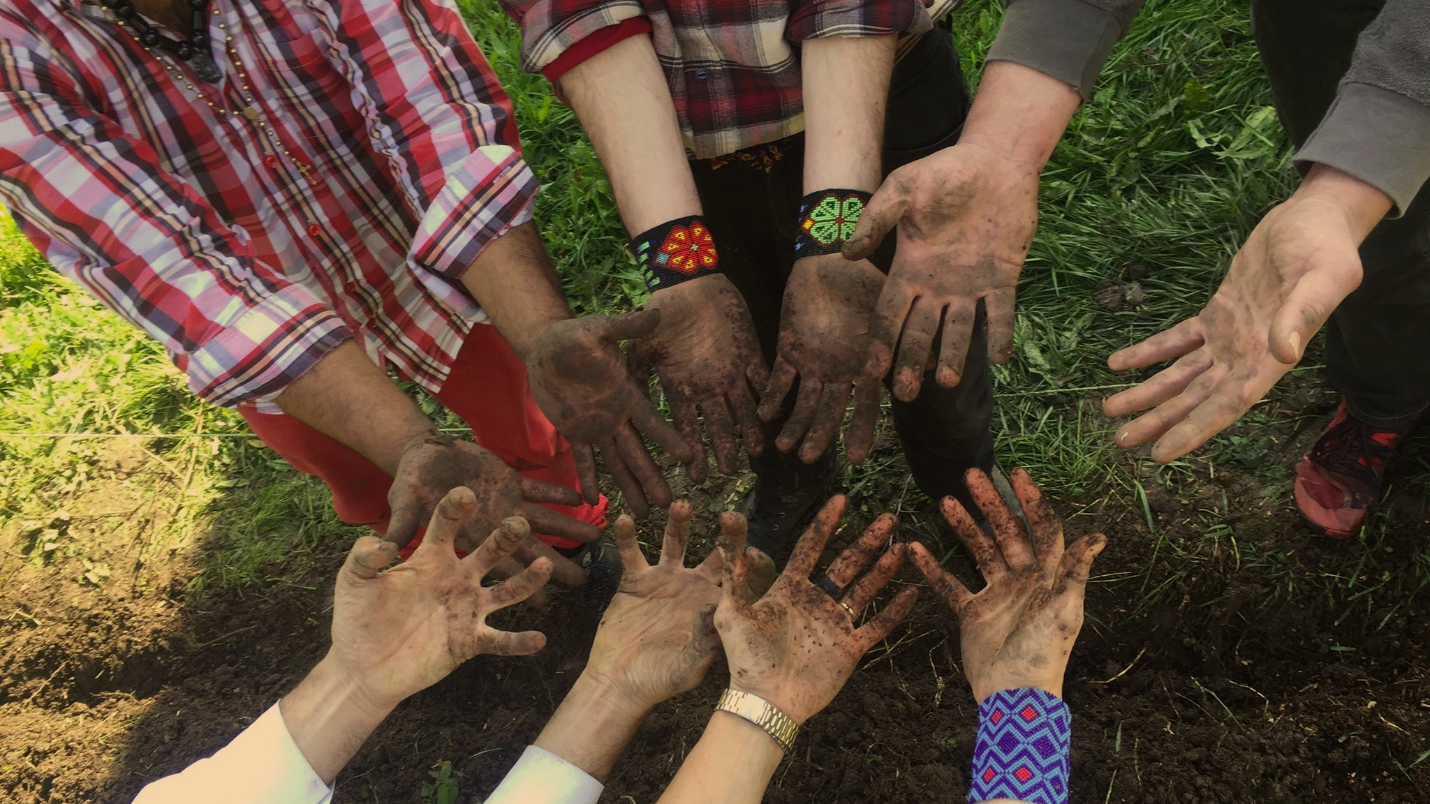 Healing the Land Project - Retreats & Events