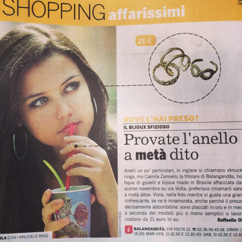 Vivi Milano (Corriere della Sera) - 16 Luglio 2014