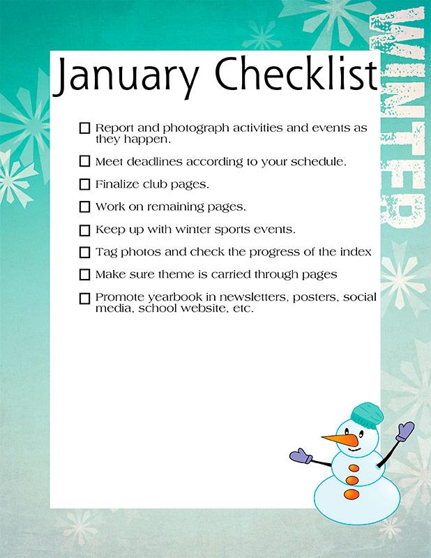 Download this checklist. (1 MB PDF)