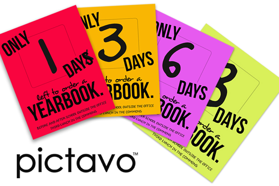 Using brightly colored countdown flyers may boost last minute sales efforts!