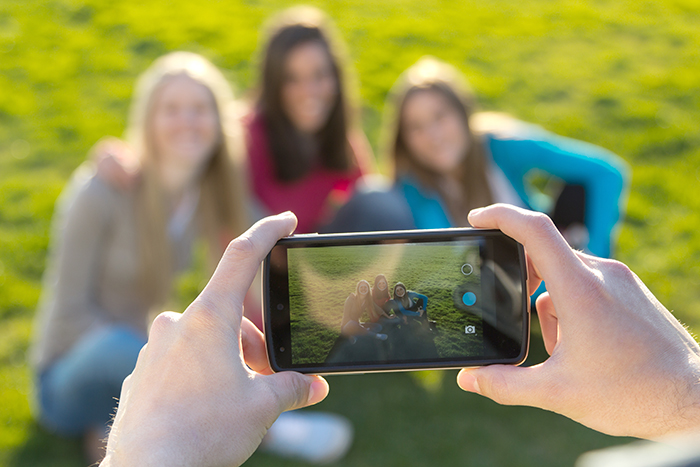 Learning to use the camera settings on your smartphone will help take your phone-ography to the next level!