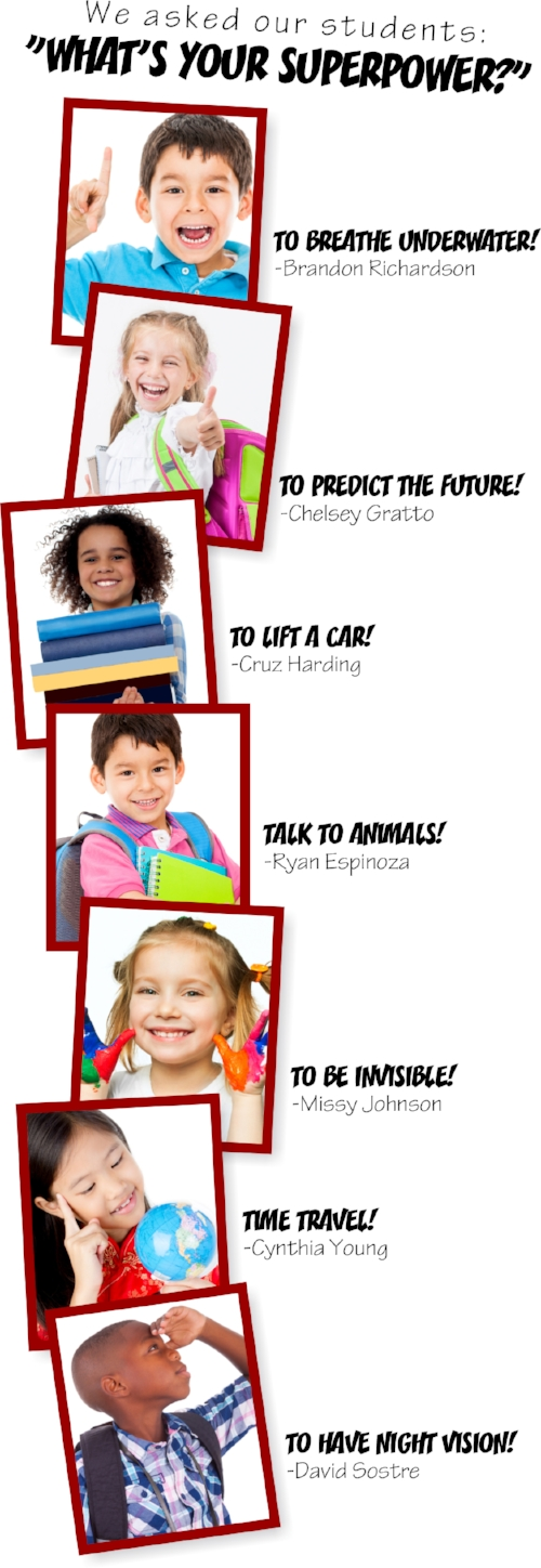 elementary yearbook template