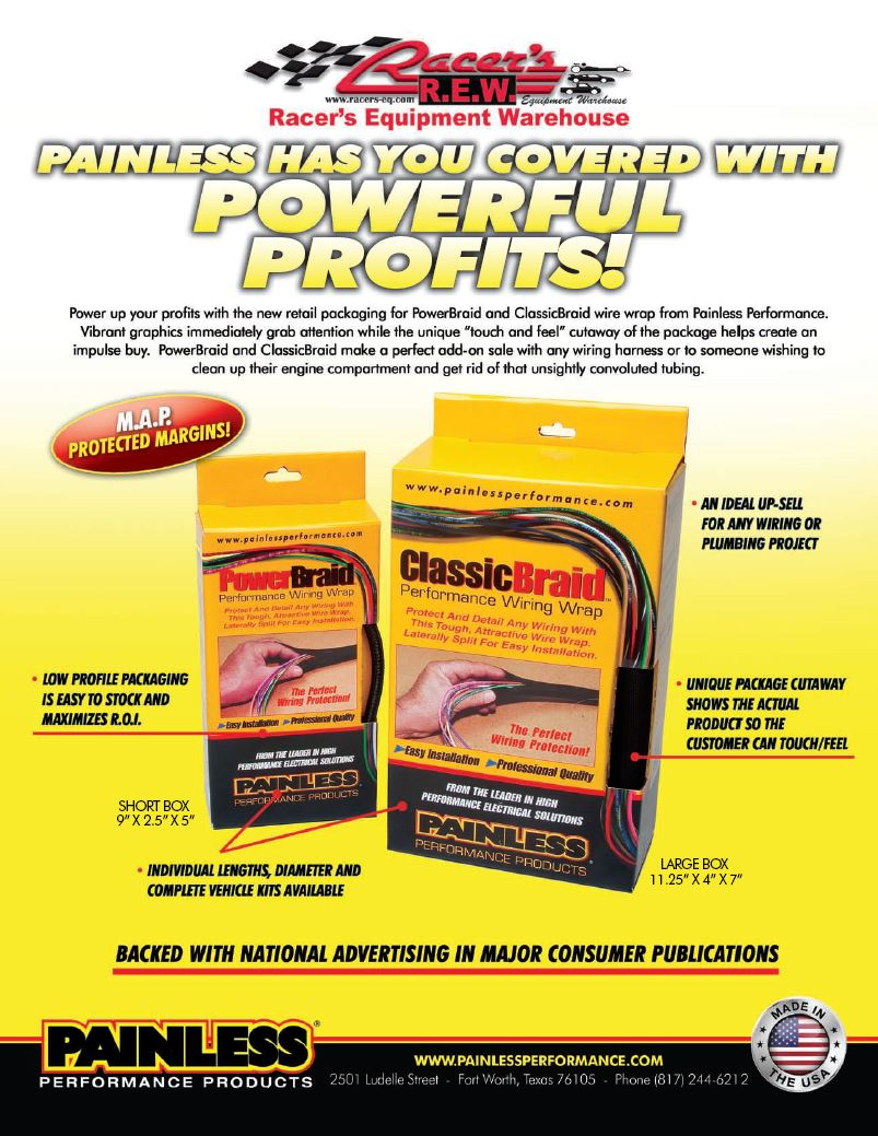 Download Painless Flyer Here