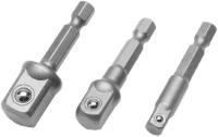 W1390 - 3pc drill bit socket adptrs
