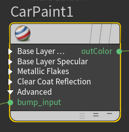 random choice(Houdini) #2: Redshift Car Paint — Lee Mendez