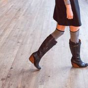 Kork Ease Boots at Buffalo Exchange Denver