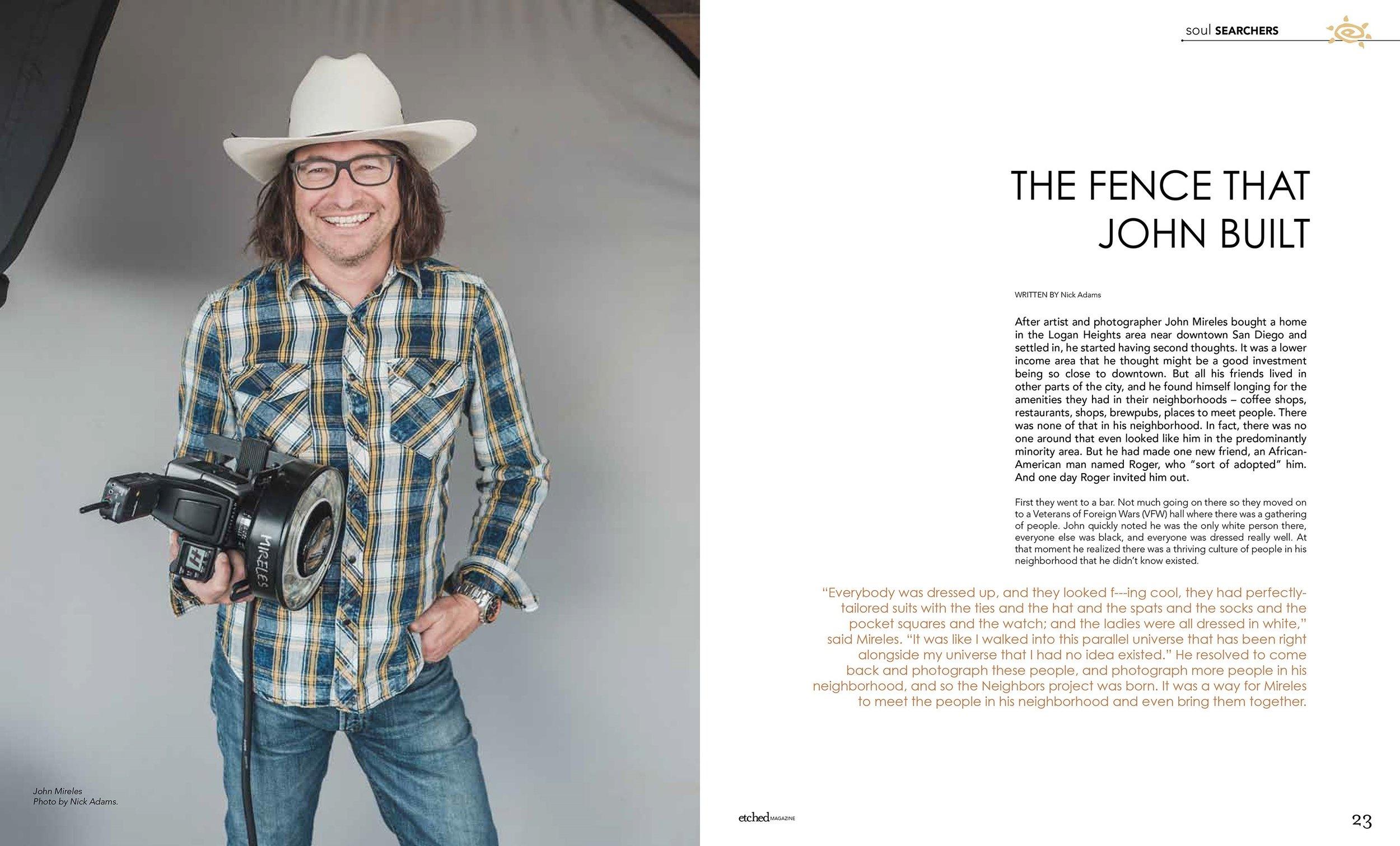 Etched Magazine