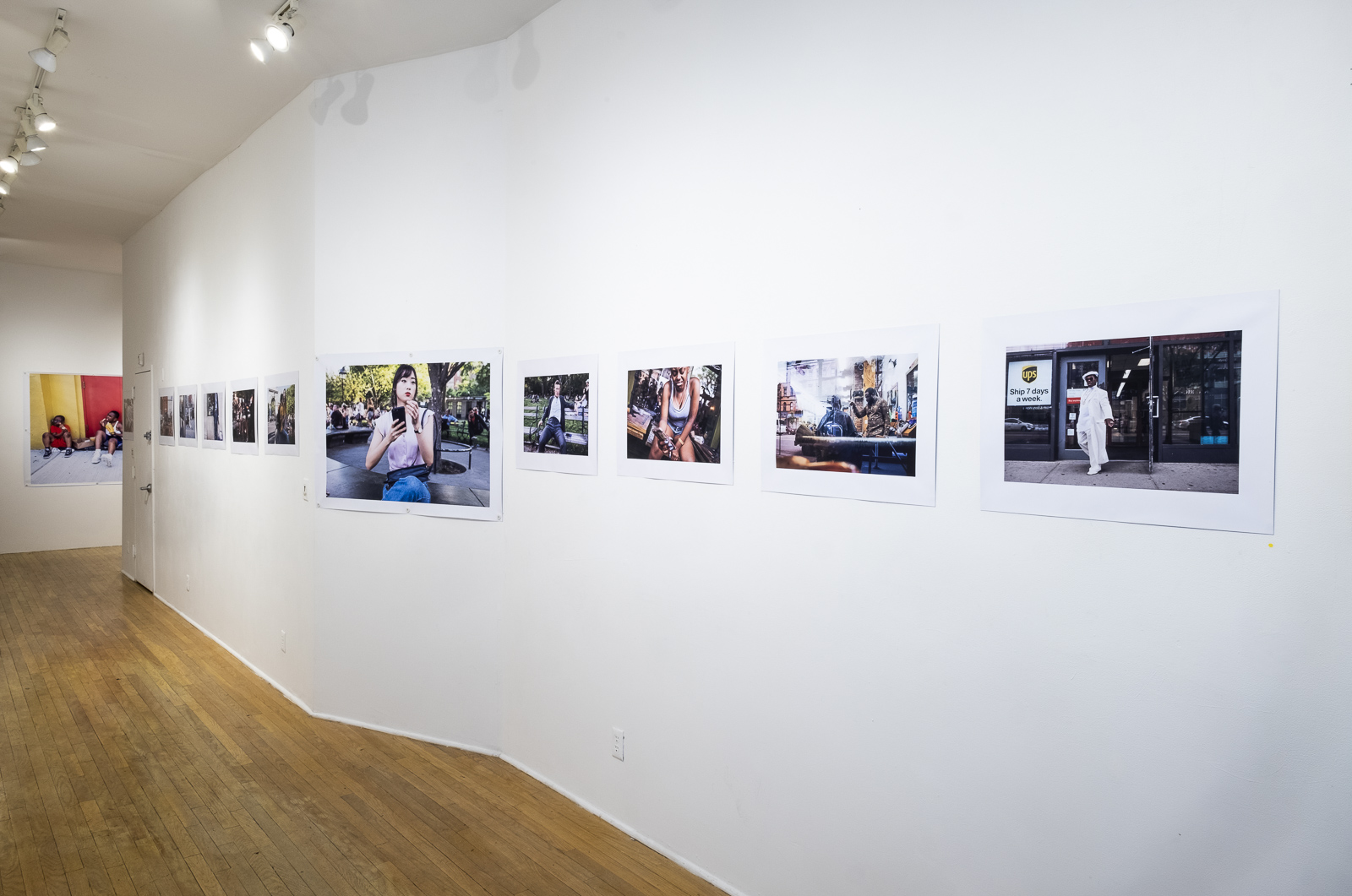 Surreptitious Installation, 2018