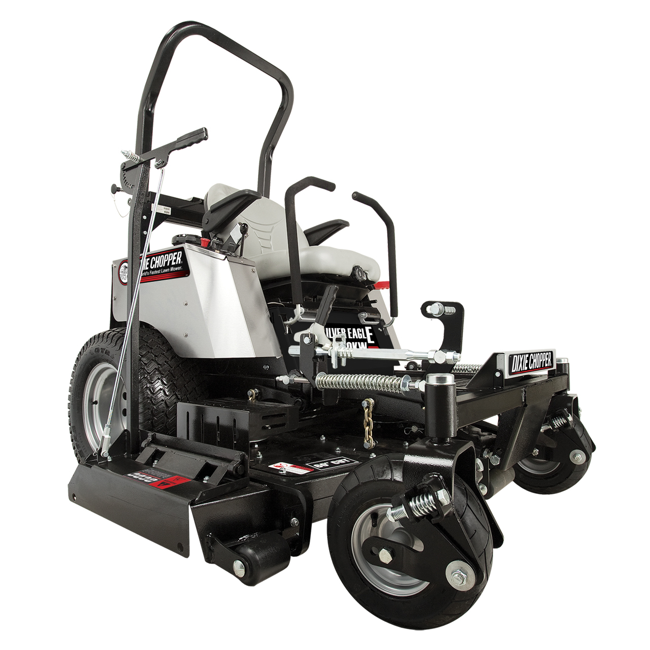New Dixie Chopper Zero Turn Lawn Mowers, Parts and Repair