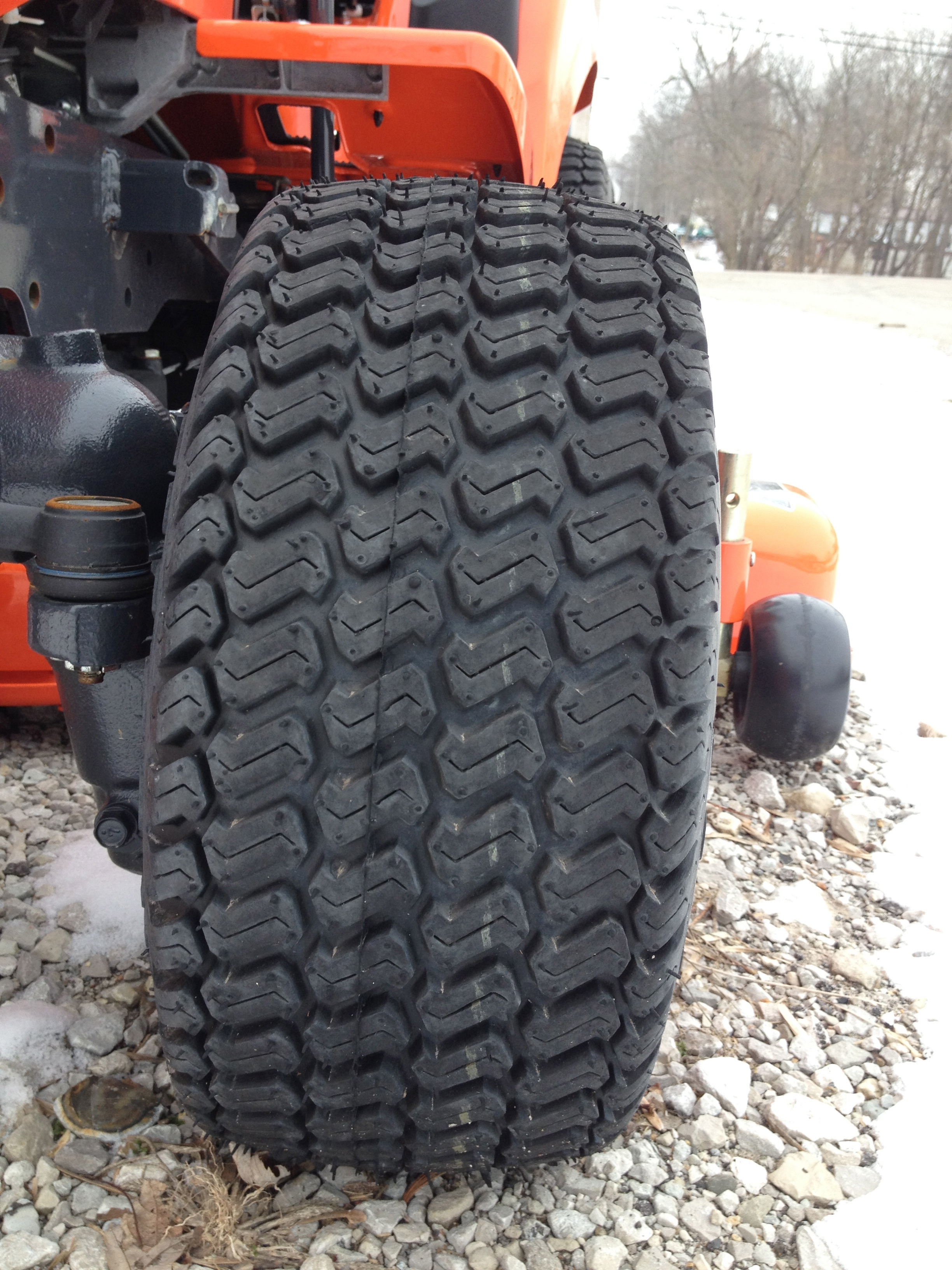 Tire For Your Tractor