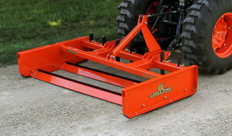 Land Pride Grader Scrapers: The Driveway Tool — Humphreys