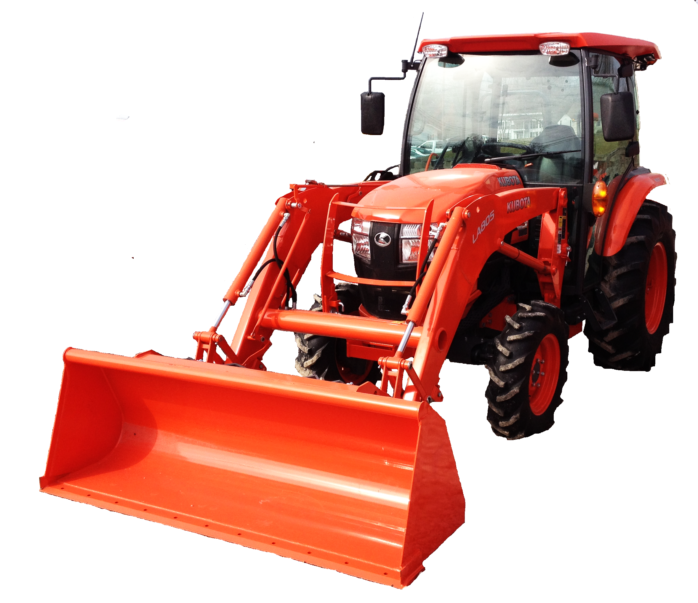 Ain't Life Grand: The Difference between the Kubota Standard