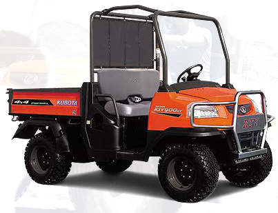 Face Off: Kubota Standard RTVs Vs  The New X-Series