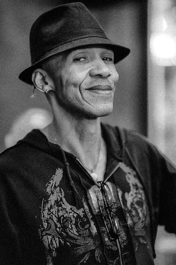 dUg Pinnick - Hard Rock/Metal Musician