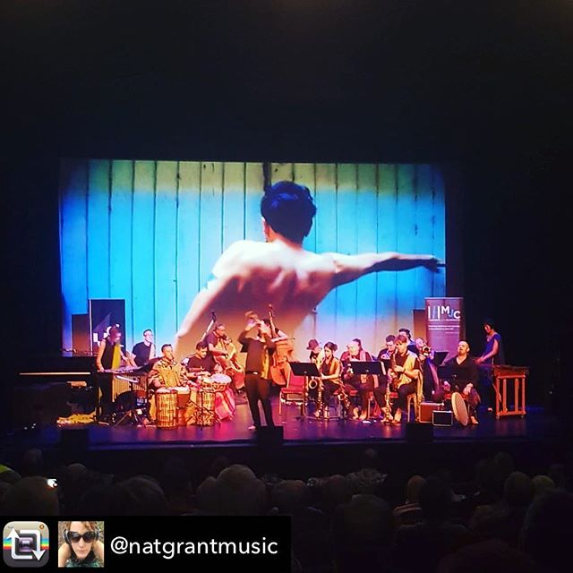 My sentiments exactly - what an incredible band to be part of! - - Repost from @natgrantmusic using @RepostRegramApp - That was incredible! @adam.simmons Creative Music Ensemble @wangarattajazzandblues  #wangarattajazzandbluesfestival #livemusic thanks @sound_interventions for the 📷 #adamsimmonscreativemusicensemble #theusefulnessofart #tuoa #thecalling
