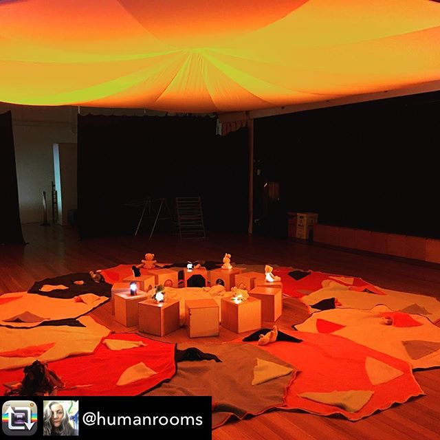 Repost from @humanrooms using @RepostRegramApp - Oompah!@artplaymelbourne with @studiokacher and @tomikeh_office #baby #art #experience #sensoryplay #space #children #theatre #melbourne #delight #fun #light #colour #sound #music #design #installation