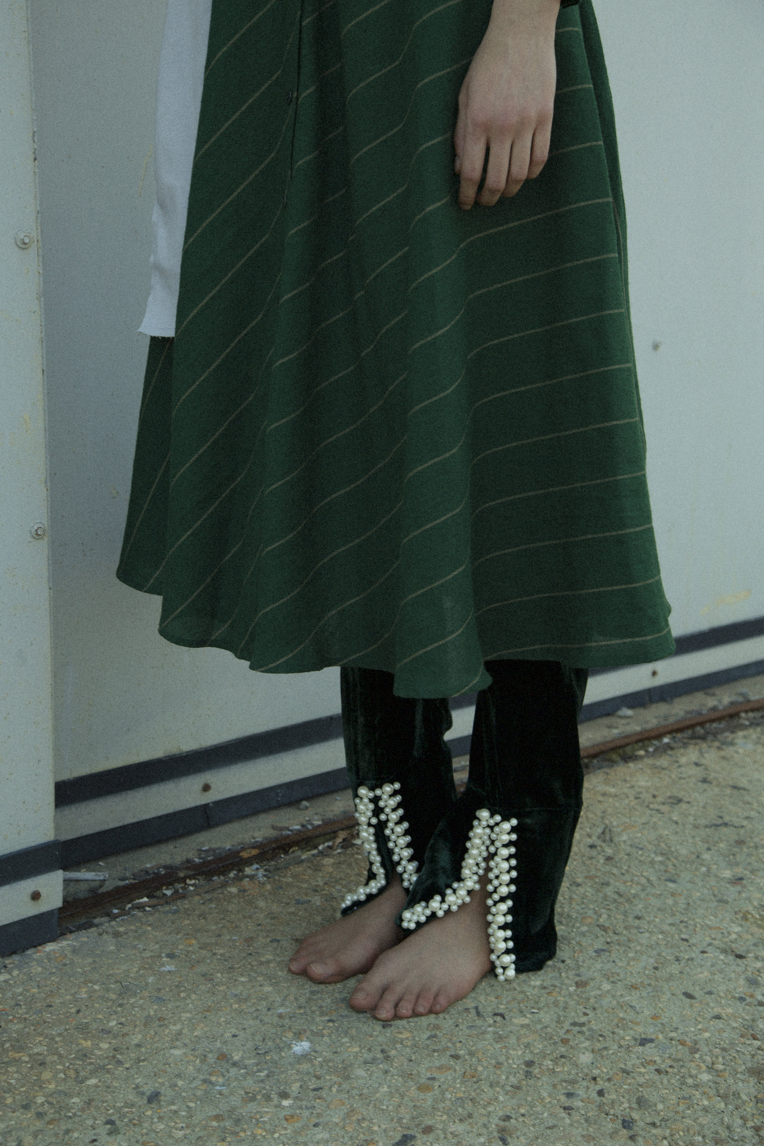 dress: samuji  jacket: carl jan cruz  bottoms: maki oh