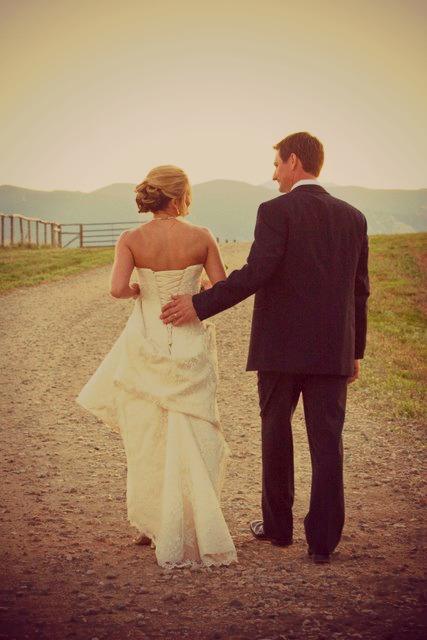 Bride Groom On Road.jpg