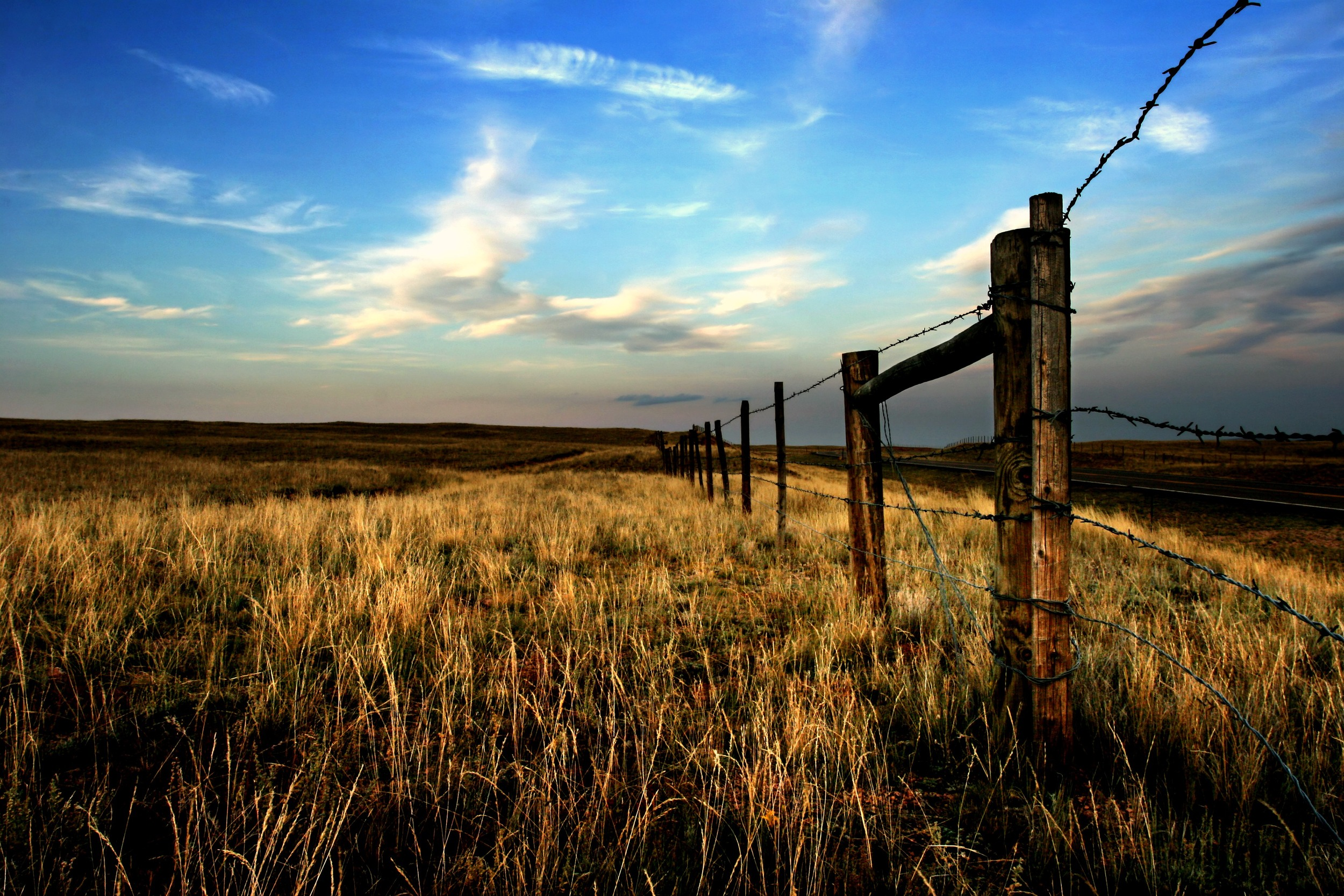 The view riding fence
