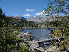 Sherd Lake, Big Horn National Forest