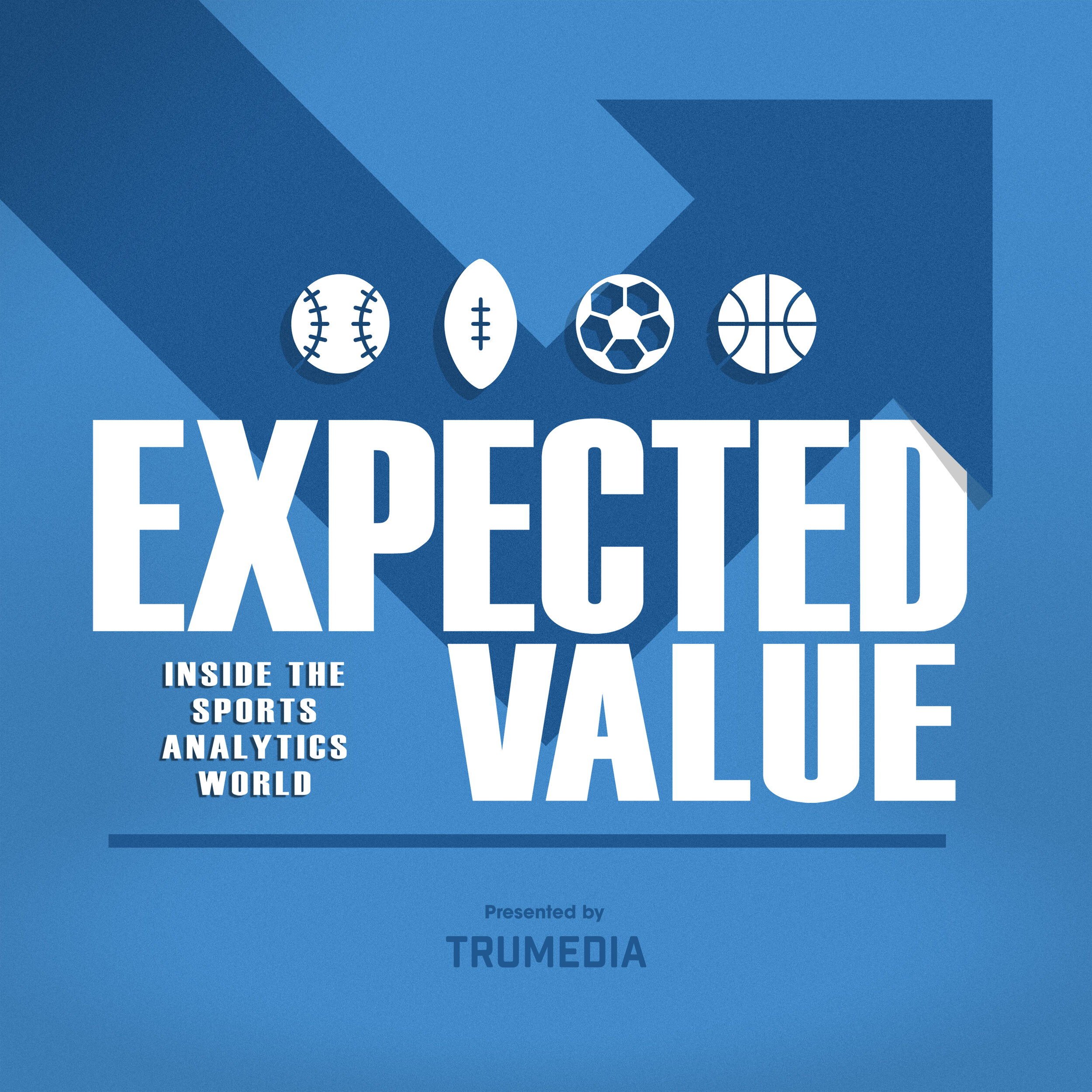 Expected Value podcast - Go inside the sports analytics world, by listening to employees of teams, media and other organizations talk about what they do, how they do it, and how they got there.Listen and subscribe on Apple Podcasts, Spotify, Google Podcasts, Stitcher, Soundcloud, TuneIn, or wherever you get your podcasts.