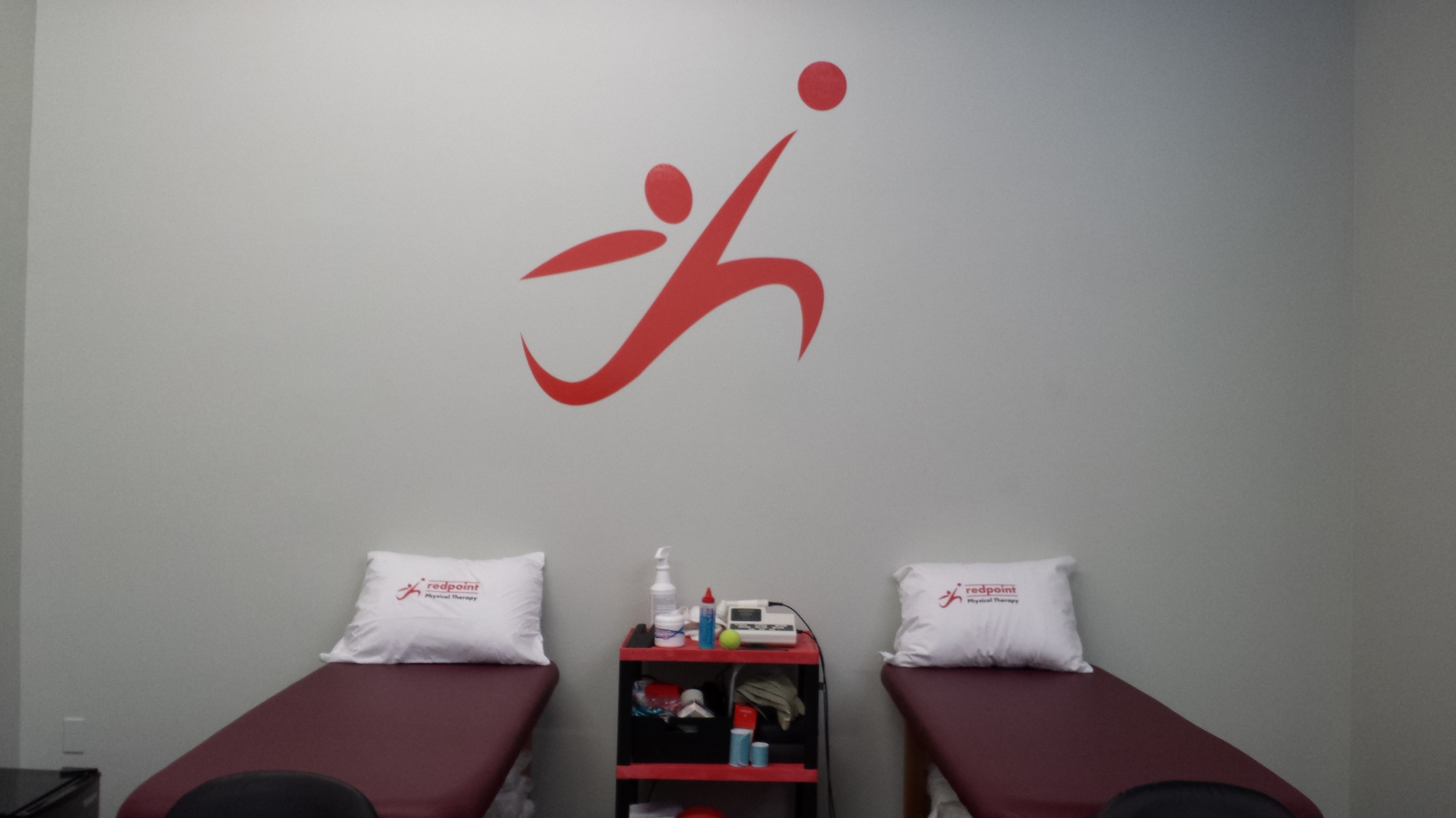 This logo symbolizes my passion to help you achieve superior results. Redpoint Physical Therapy will take you to a new level of rehabilitation!