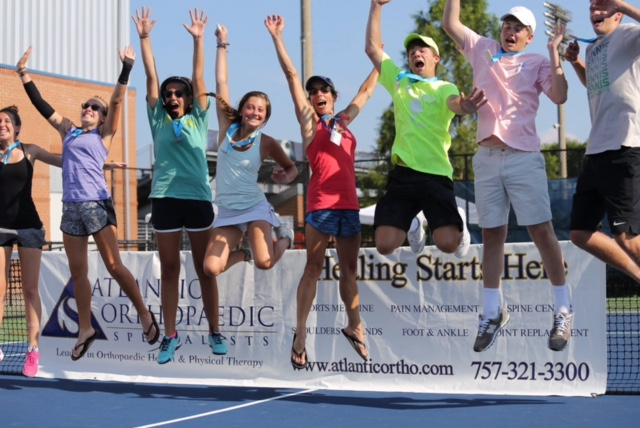 Congratulations to the Raintree 18u Intermediate team for their second place finish at USTA Junior Team Tennis Regionals at ODU. They will advance to Sectionals that will be held at Raintree and Burkwood.