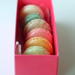 Box of Six Macaroons: $15.00