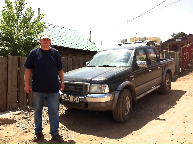 unforgettable 21 days in mongolia driving by my self. ford ranger, bas van den berg, may 2015.