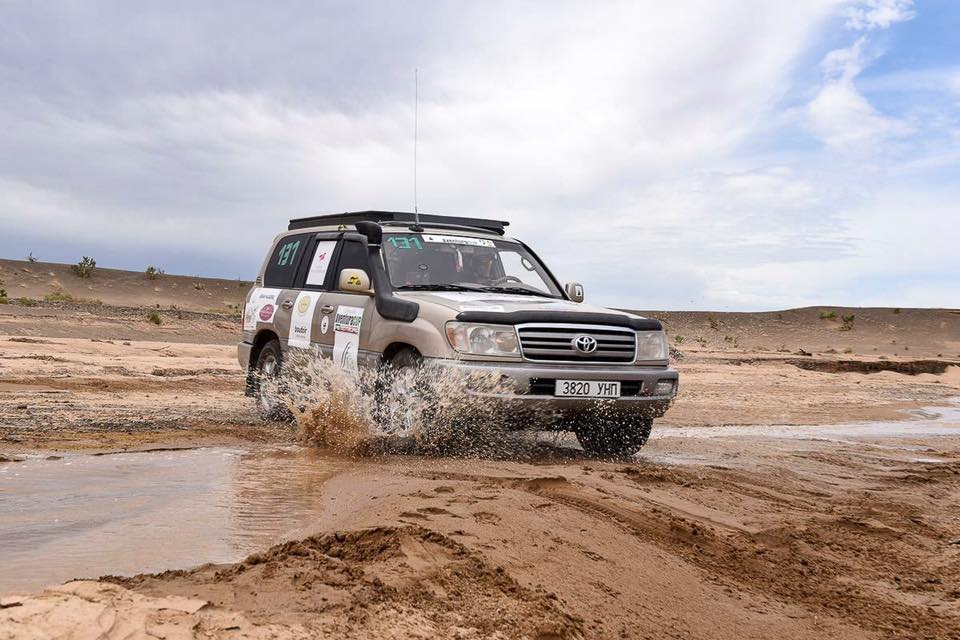 """TOYOTA LAND CRUISER 100 SERIES: PETROL, AUTOMATIC, V-8 RELIABLE COMFORTABLE VEHICLE. ALL OUR CARS ARE EQUIPPED WITH """"ARB""""BUMPER AND WINCHES. WE'LL PROVIDE TWO EXTRA TIRES. ROOF TENTS ARE OPTIONAL AND IT CAN BE INSTALLED IN EVERY VEHICLE. AND WE HAVE """"LUGGAGE STORAGE SERVICE"""" WITH FREE OF CHARGE."""