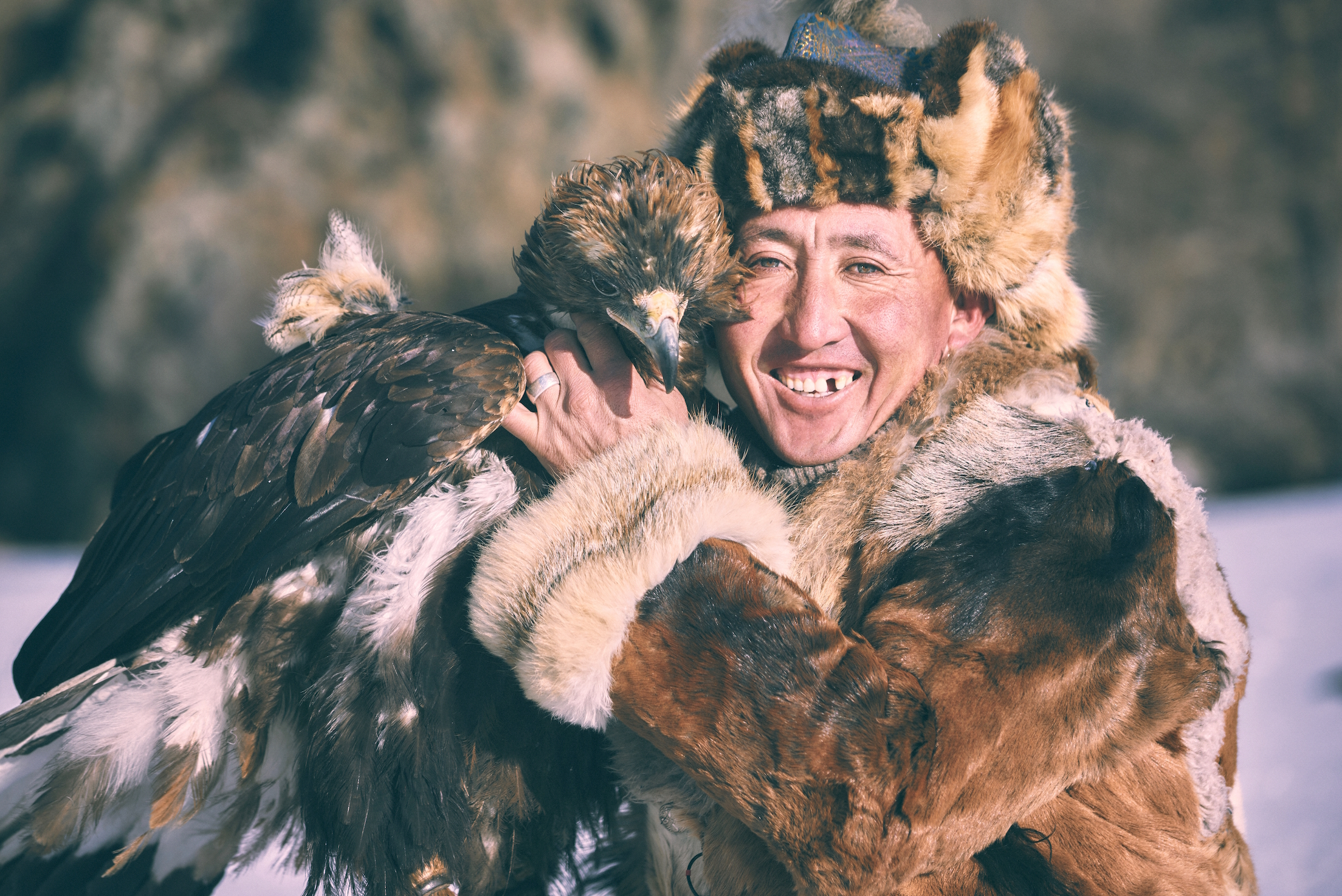 Khasar_S_BoteiAndHisEagleCuddleTime_Terelj_Mongolia_Winter_2015 2.jpg