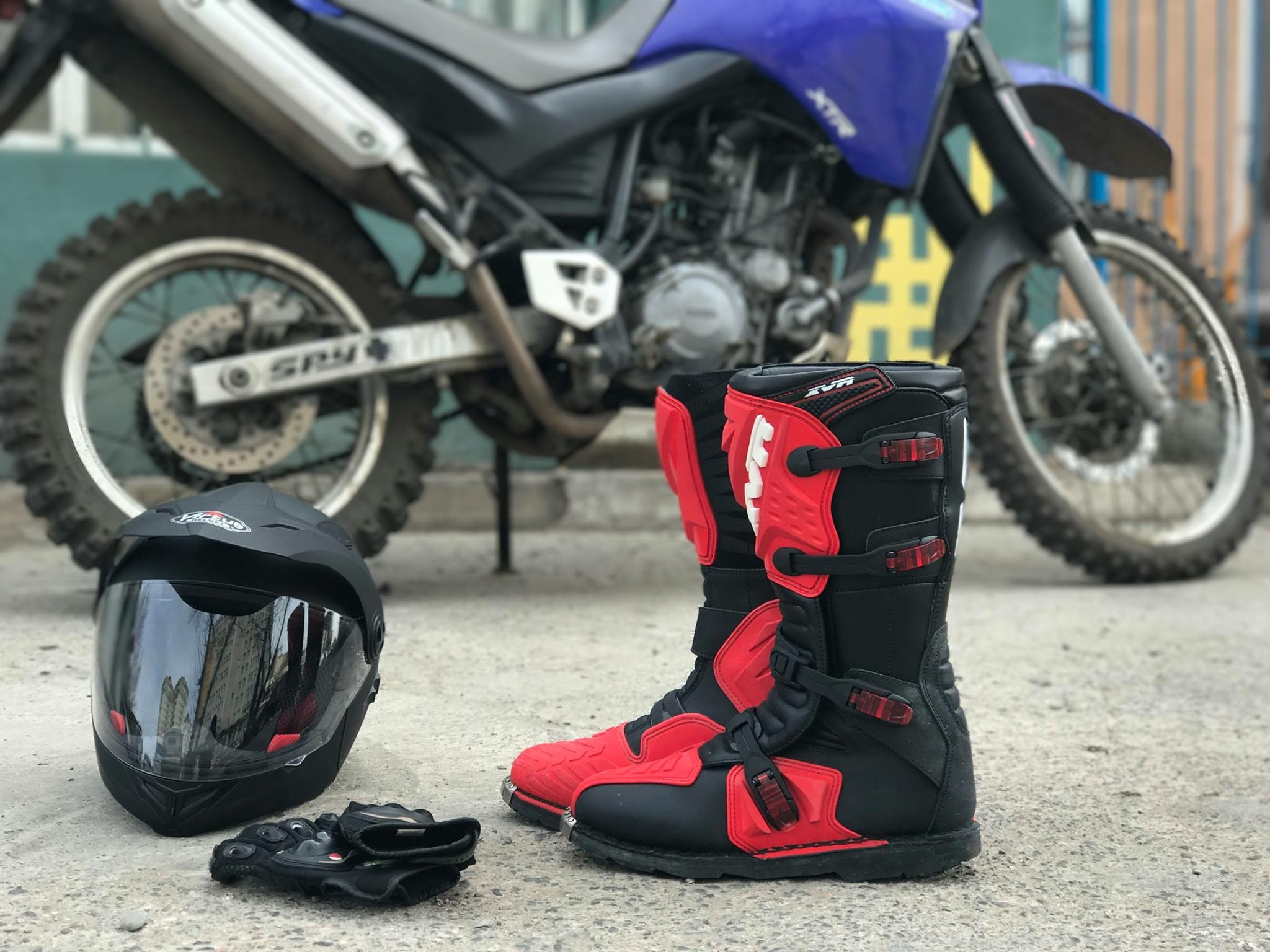 Motorcycle Accessories -