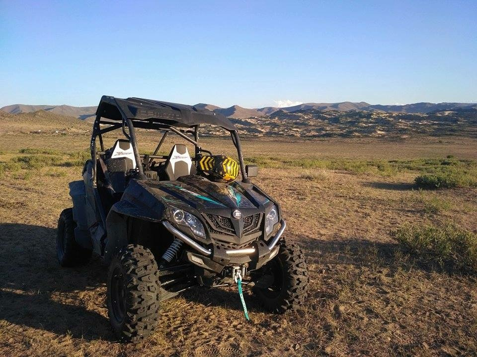 UTV - See Mongolia's Beauty in an Exciting, Fun and Adventurous way!