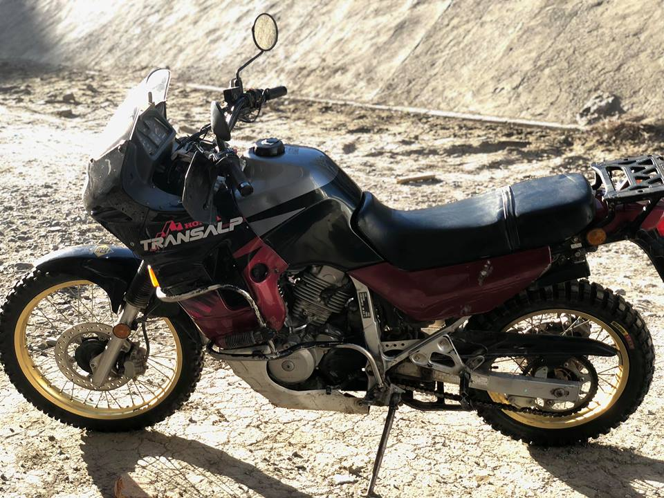 Honda Transalp - See Mongolia's Beauty in an Exciting, Fun and Adventurous way!
